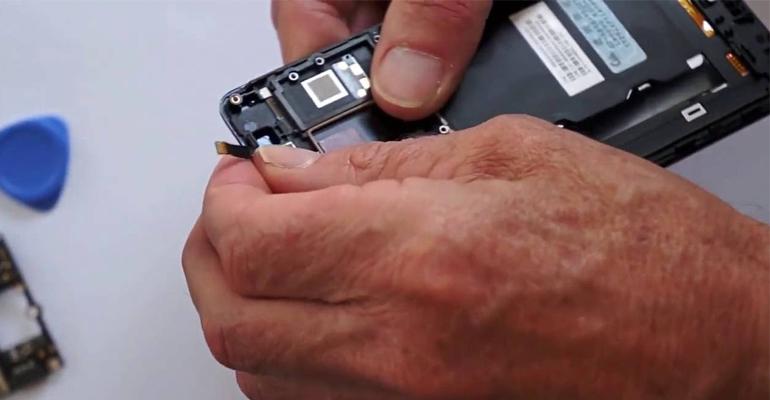 تعمیرات موبایل لنوو