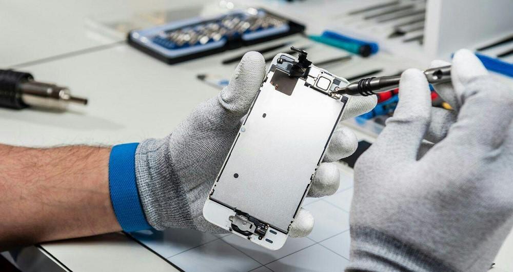 تعمیرات موبایل آیفون سخت افزاری