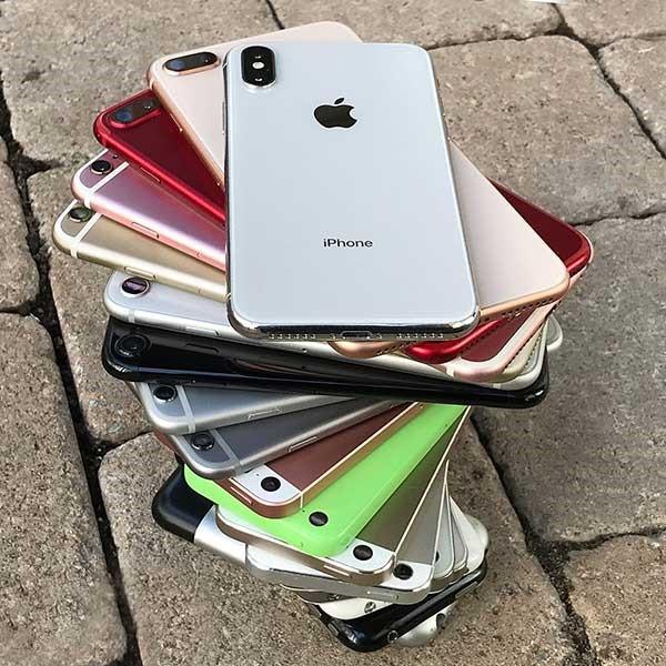 تعمیرات موبایل آیفون نرم افزاری