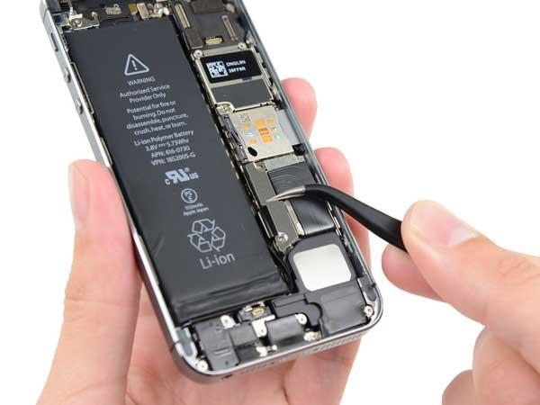تعمیرات موبایل ایفون
