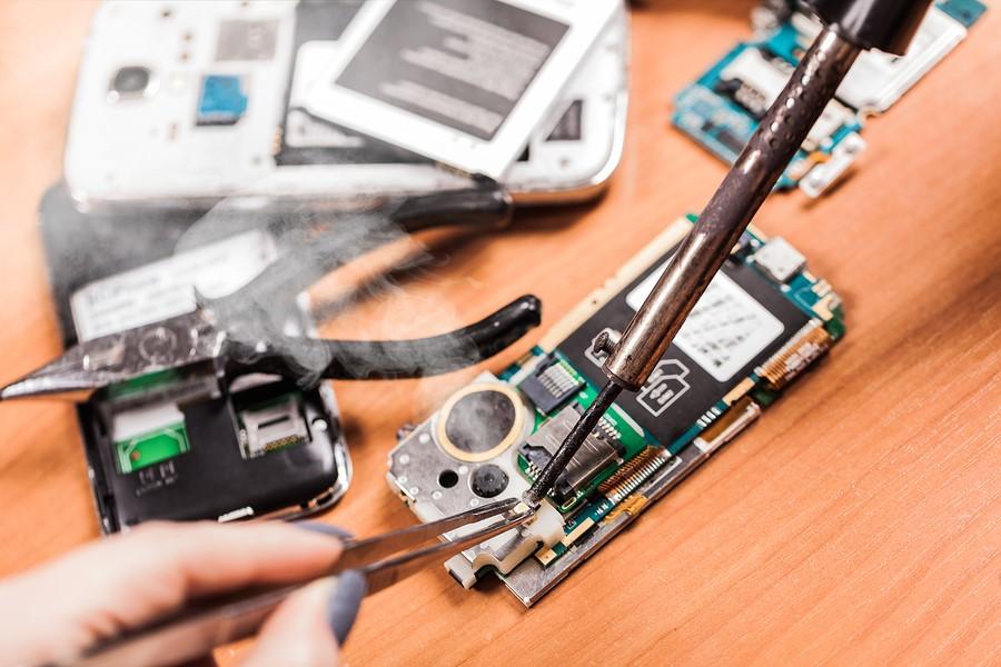 تعمیرات موبایل هواوی؛ سخت افزاری