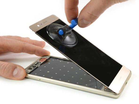تعویض ال سی دی در تعمیرات موبایل هواوی