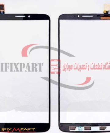 صفحه تاچ گوشی موبایل Alcatel One Touch 8020 Hero Bluish