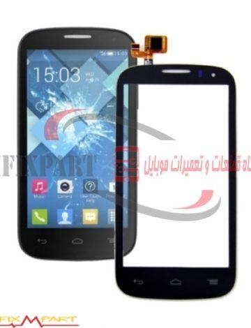 صفحه تاچ گوشی موبایل Alcatel Pop C5