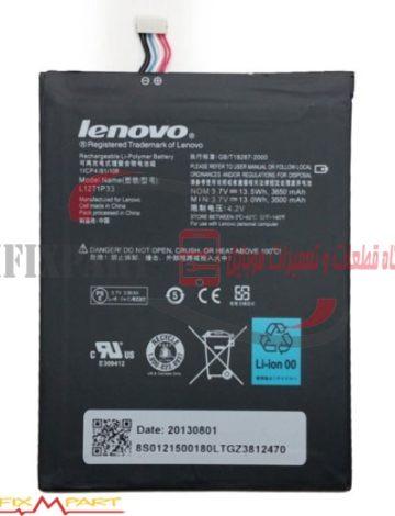 باتری Lenovo A3300 / A5000 3650mAh شماره فنی L12T1P33