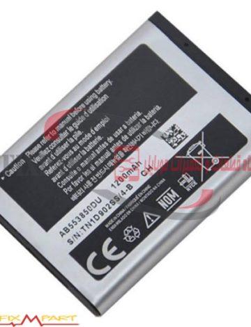 باتری Samsung D880 120mAh شماره فنی AB553850DU / CH / BK