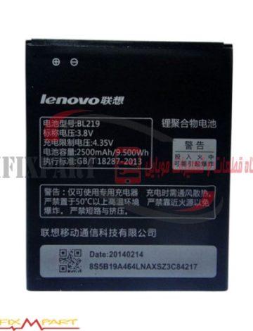باتری Lenovo A880 2500mAh شماره فنی BL219