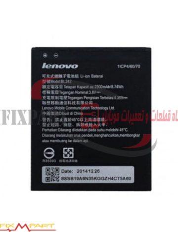 باتری Lenovo K3 A6000 2300mAh شماره فنی BL242