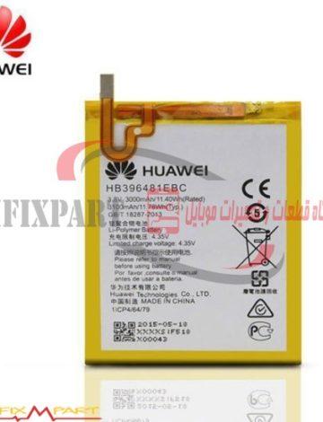 باتری Huawei G8 3000mAh شماره فنی HB396481EBC