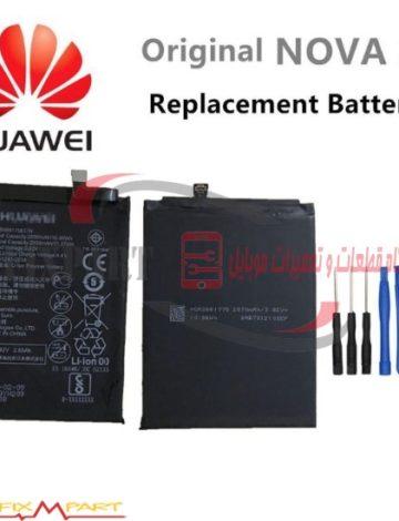 باتری Huawei nova 2 PIC-AL00  2950mAh شماره فنی HB366179ECW