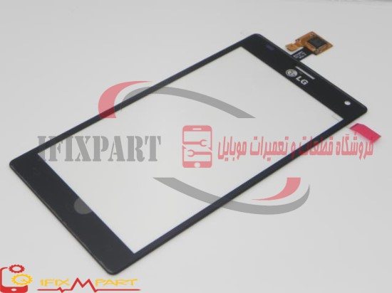 صفحه تاچ گوشی موبایل LG Optimus 4X HD P880