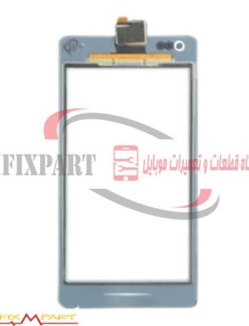 صفحه تاچ گوشی موبایل Sony Xperia M / C1905