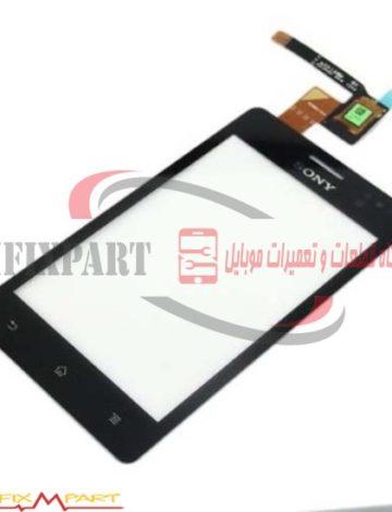 صفحه تاچ گوشی موبایل Sony Xperia go / ST27i