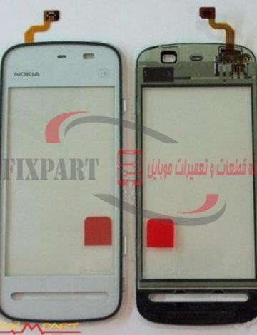 صفحه تاچ گوشی موبایل Nokia 5233 RM-625