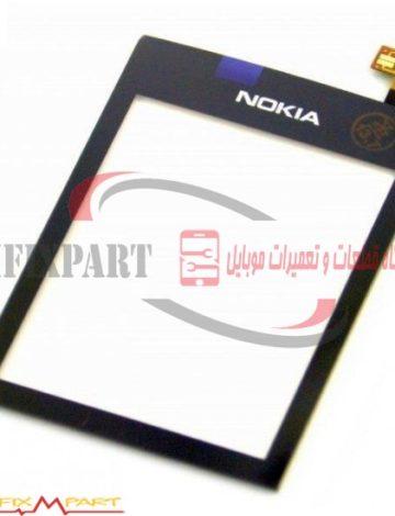 صفحه تاچ گوشی موبایل Nokia Asha 300