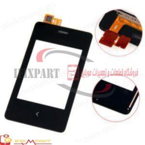 صفحه تاچ گوشی موبایل Nokia Asha 500