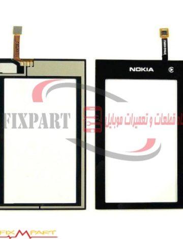 صفحه تاچ گوشی موبایل Nokia 5250
