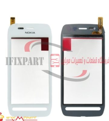 صفحه تاچ گوشی موبایل Nokia 603