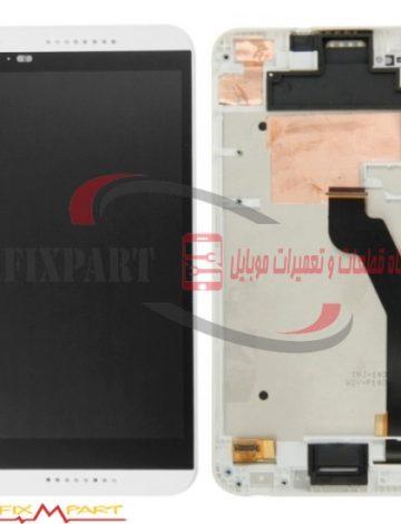 HTC Desire 816W dual sim ال سی دی و تاچ گوشی موبایل