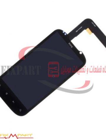 HTC Amaze 4G ال سی دی و تاچ گوشی موبایل