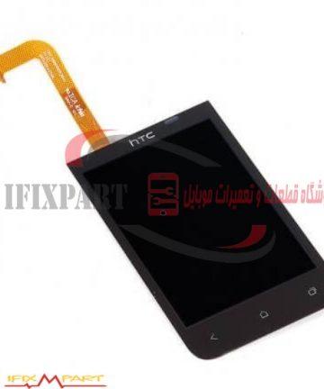 HTC Desire 200 ال سی دی و تاچ گوشی موبایل