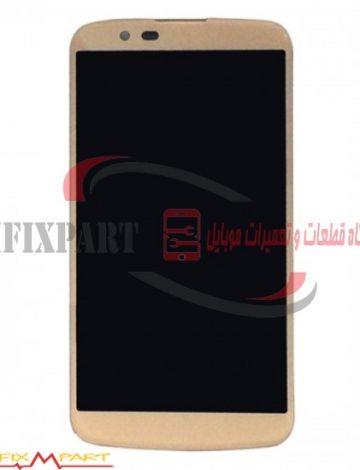LG K10 K420 / K430DS ال سی دی و تاچ گوشی موبایل