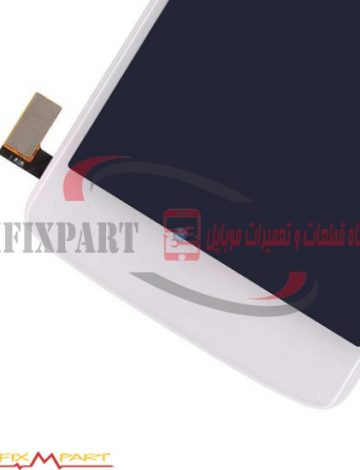 LG K8 K350N ال سی دی و تاچ گوشی موبایل