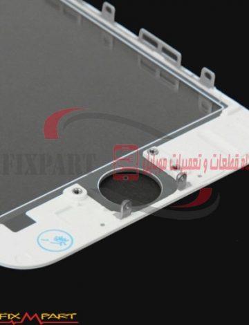 گلس ال سی دی لنز روی صفحه تاچ گوشی موبایل Apple iPhone 6 plus