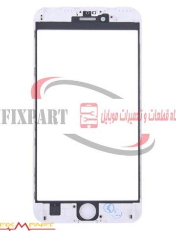 گلس ال سی دی لنز روی تاچ اسکرین اصلی گوشی موبایل Apple iPhone 6s plus