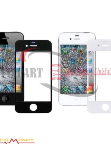 Apple iPhone 4 گلس ال سی دی لنز تاچ اسکرین گوشی موبایل