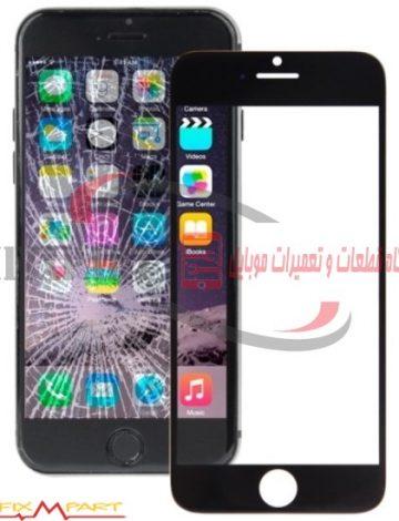 Apple iPhone 6 plus گلس ال سی دی لنز تاچ اسکرین گوشی موبایل