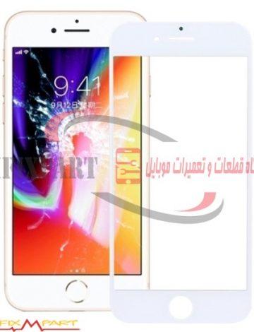 Apple iPhone 8 plus گلس ال سی دی لنز تاچ اسکرین گوشی موبایل