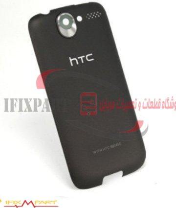 درب پشت باتری و شیشه لنز دوربین موبایل اچ تی سی دیزایر HTC Desire