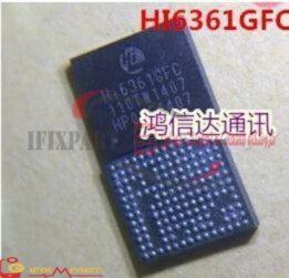 آی سی تغذیه و کنترل و مدیریت مدار آنتن دهی Huawei Ascend P7