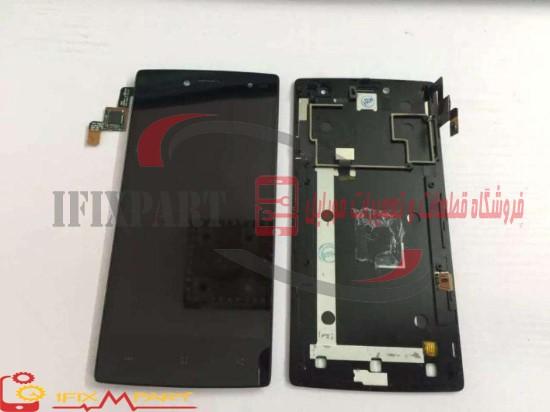 صفحه ال سی دی و تاچ گوشی موبایل i-Mobile i mobile IQ X3 MT6589T
