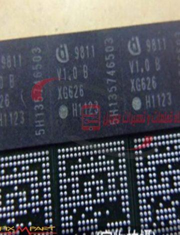 آی سی بیس باند سی پی یو مدل PMB9811 برای گوشی LG Optimus 3D P920
