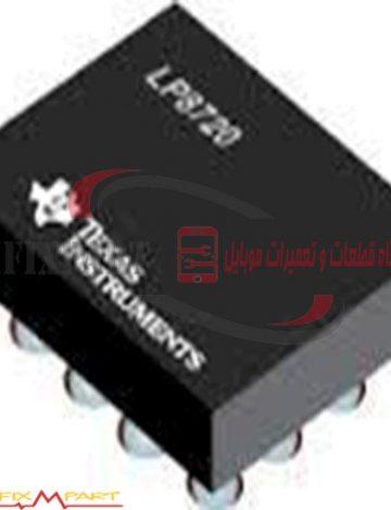 آی سی مدیریت تغذیه گوشی LG Optimus مدل LP8720