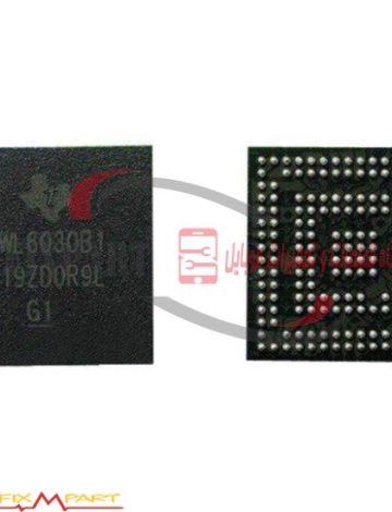 آی سی کنترل چیپ تغذیه گوشی های LG Optimus 3D P920 Thrill 4G P925 مدل TWL6030B1
