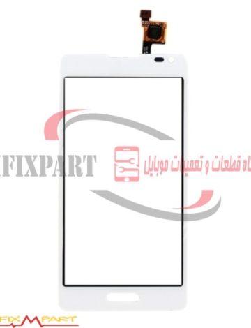 صفحه تاچ گوشی موبایل LG Optimus F6 D500 D505