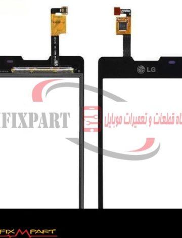 صفحه تاچ گوشی موبایل LG Optimus L4 II E440