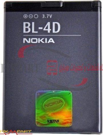 باتری اورجینال Nokia BL-4D / BL4D 1200mAh Lithium-Ion 3.7V 3.2 Wh