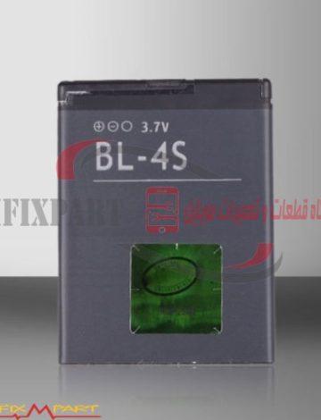 باتری اورجینال Nokia BL-4S / BL4S 860mAh Lithium-Ion 3.7V 3.2 Wh