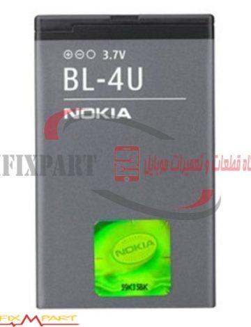 باتری اورجینال Nokia BL-4U BL4U1000mAh Lithium-Ion 3.7V
